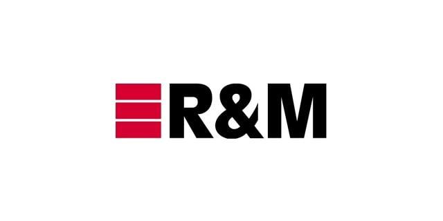 R&M logo mark